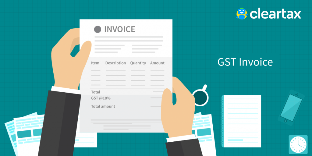 Gst Invoice Guide Learn About Gst Invoice Rules Bill Format