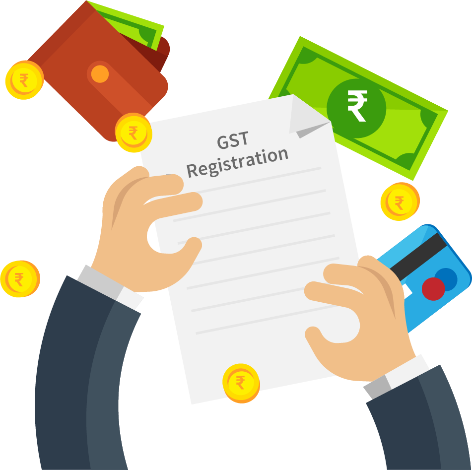 GST Registration Fees