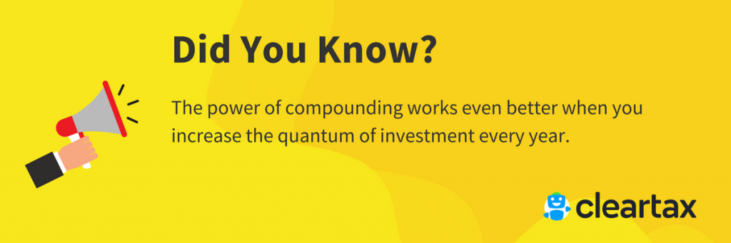 Compounding fund