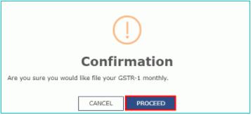 File GSTR-1 on GST Portal (4)