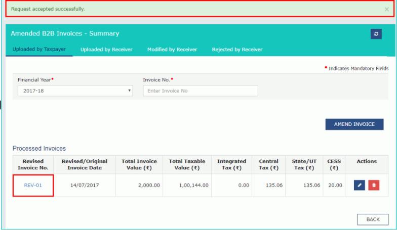 File GSTR-1 on GST Portal (13)