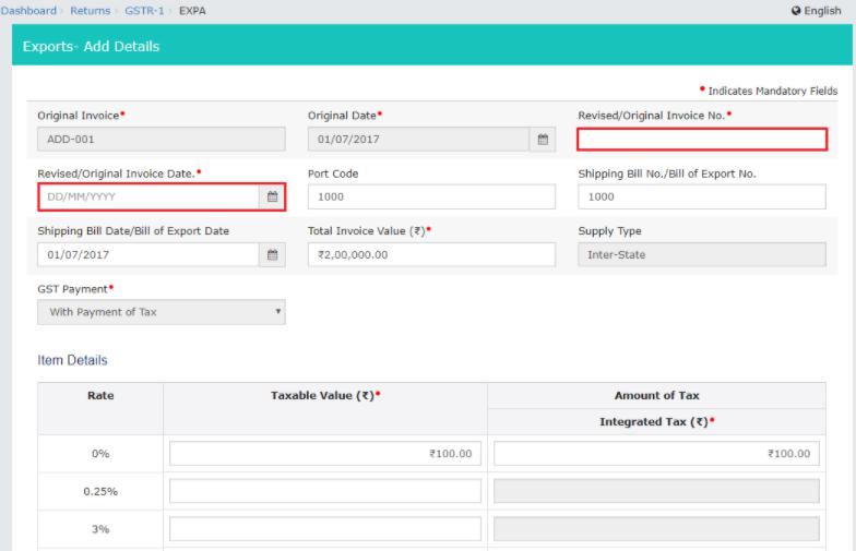 File GSTR-1 on GST Portal (22)