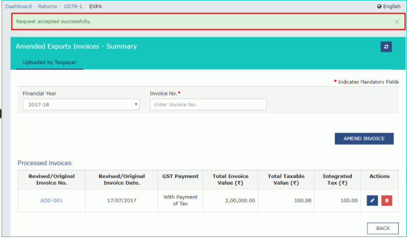 File GSTR-1 on GST Portal (24)