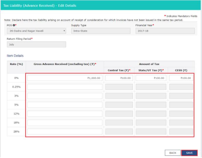 File GSTR-1 on GST Portal (34)