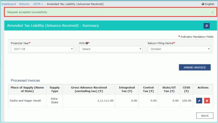 File GSTR-1 on GST Portal (35)