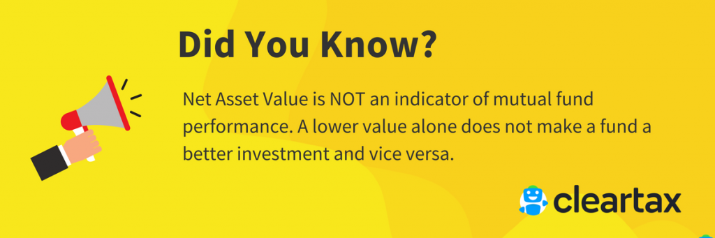 Net Asset Value