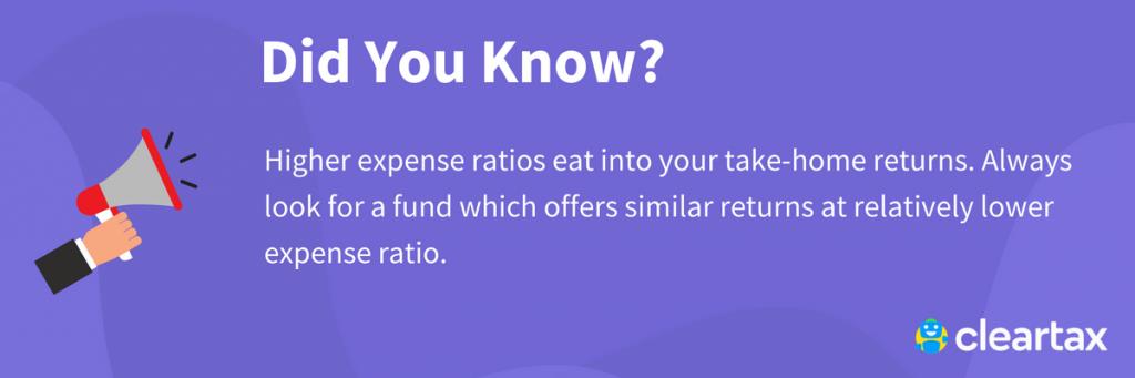Mutual Fund Performance - Analysis & Expense Ratio