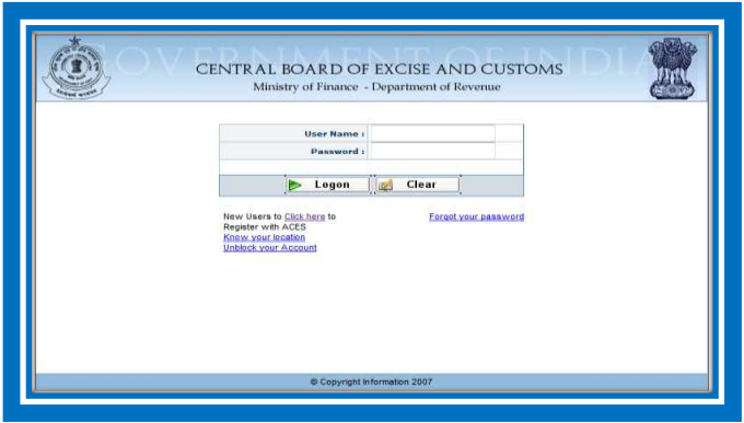 Enrollment for GST_Login