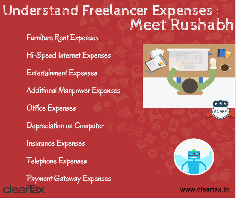 Freelancer-Expenses