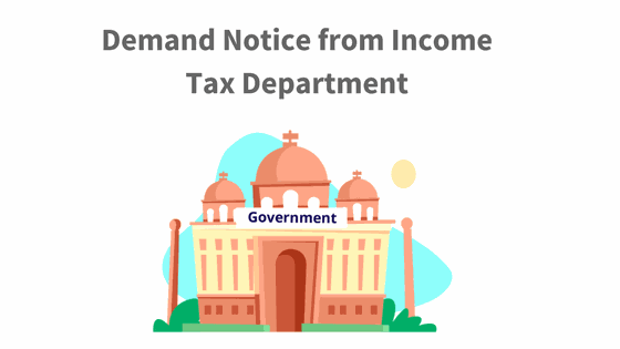 How to Respond to a Demand Notice from Income Tax Department