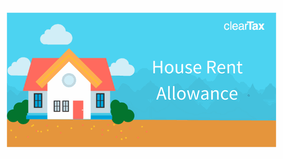 HRA House Rent Allowance