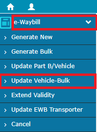 bulk update vehicle details