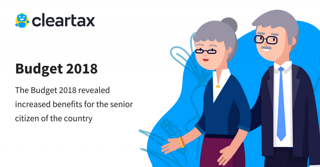 budget 2018 -senior citizen