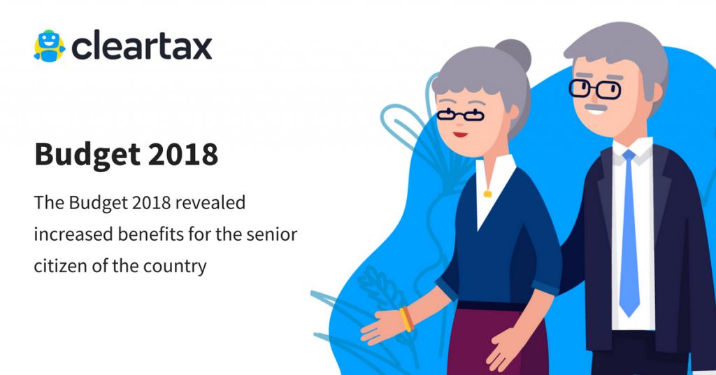 budget 2018 -senior citizen