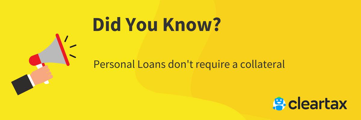 Personal Loan Eligibility Documents Advantages Interest Rates Application