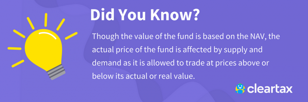 Close-Ended and Open-Ended Funds