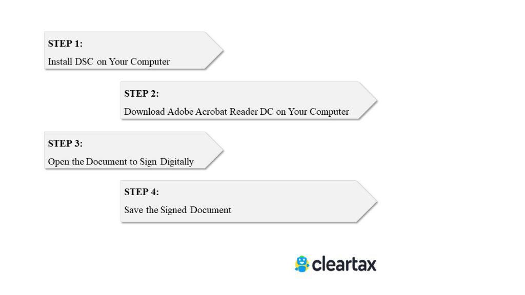 DSC steps