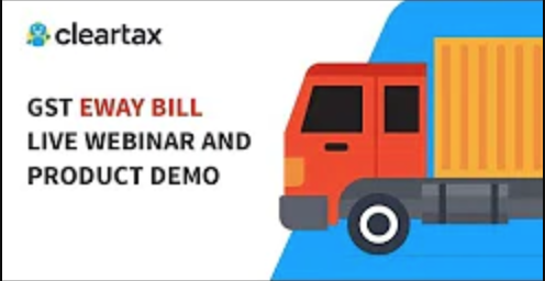 ClearTax EWay Bill Software : Generate & Update E Way Bills in Bulk