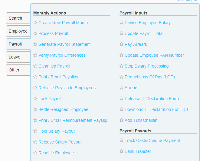 Payroll Service And Software