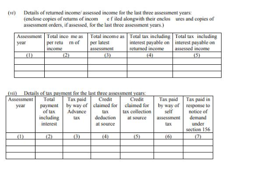sample image of form 13 - Page 3