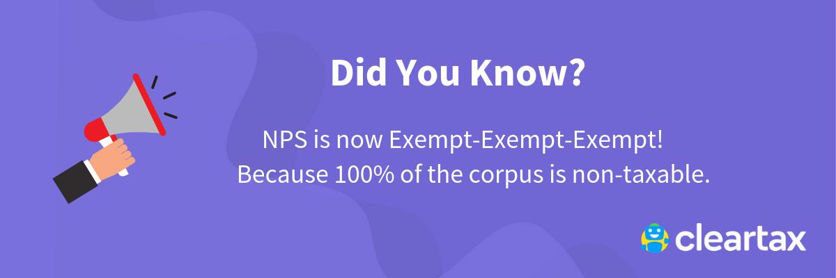 NPS is now EEE.