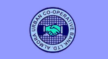 Almora Urban Cooperative Bank  logo