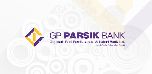 G P Parsik Bank logo