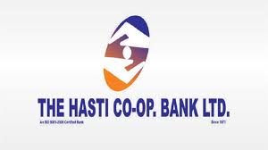 The Hasti Coop Bank  logo