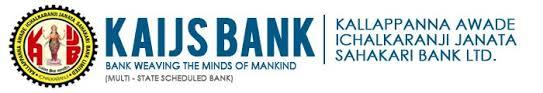 Kallappanna Awade Ichalkaranji Janata Sahakari Bank  logo