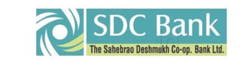 Sahebrao Deshmukh Cooperative Bank  logo