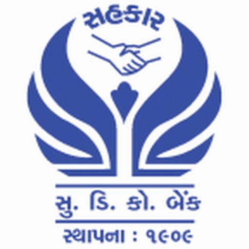 The Surat District Cooperative Bank  logo