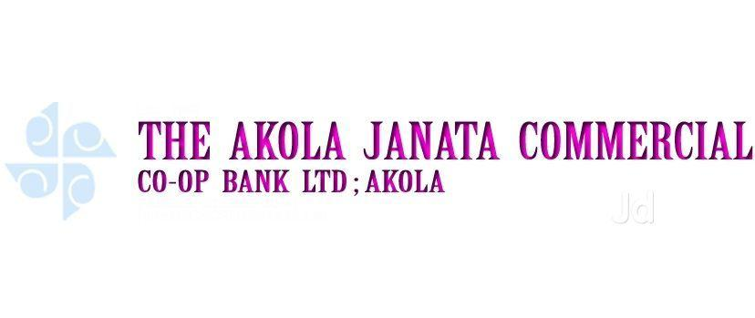 Akola Janata Commercial Cooperative Bank logo
