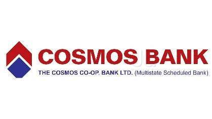 The Cosmos Co Operative Bank  logo