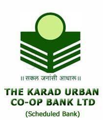 The Karad Urban Cooperative Bank  logo