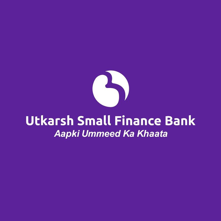 Utkarsh Small Finance Bank logo