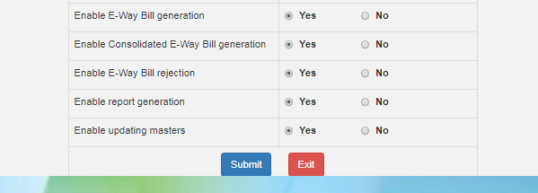e-Way Bill sub-user create 4
