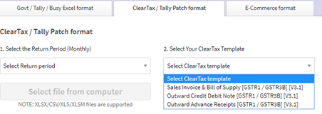 Cleartax Gst Software How To Create All Types Of Sales