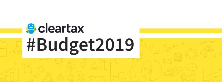 Interim Budget 2019 - Live Updates on Indian Budget 2019