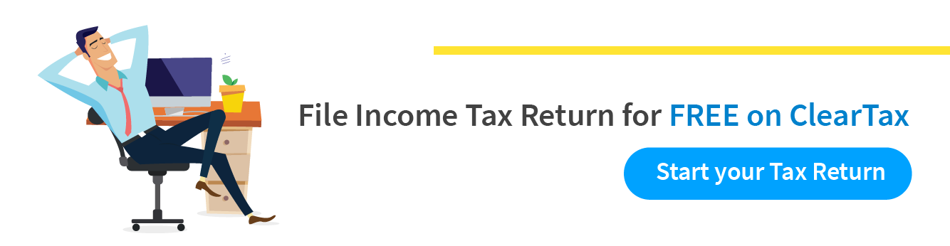 Income Tax India FREE Return Filing Portal - File ITR Online 2018 - 19