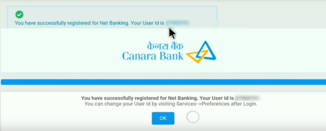Canara Bank Registration 12