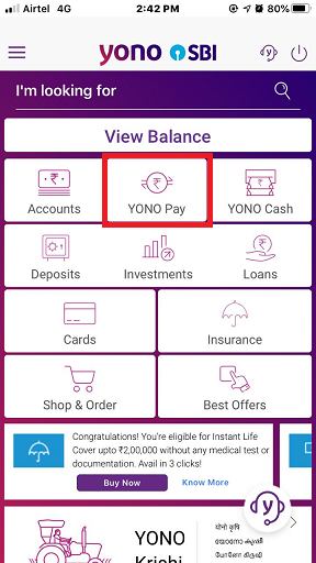 SBI Mobile Fund 2