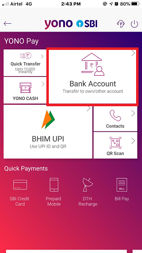 SBI Mobile Fund 3