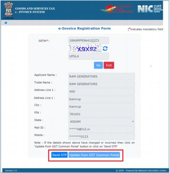 e-invoice portal registration (3)