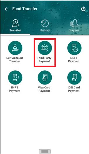 IDBI Transfer 8