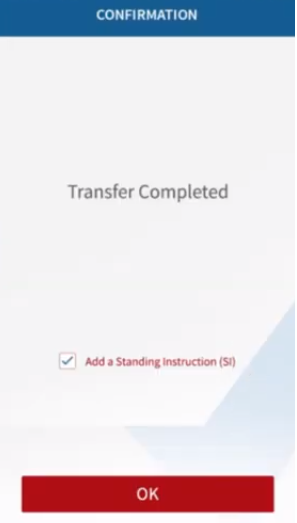 Yes Bank Transfer 7