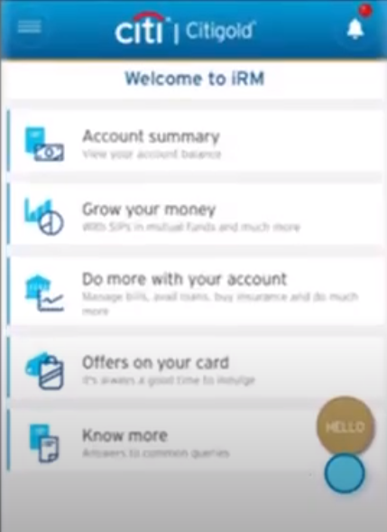 Citi Mobile Login 2