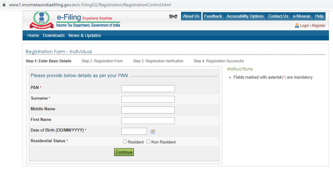 Upload XML