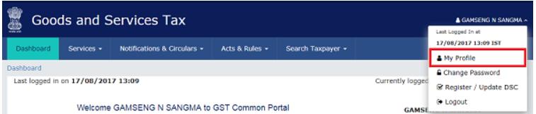 GST API