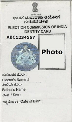 Sample Voter ID